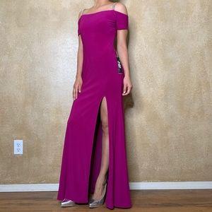 NEW Jump Apparel | Magenta Dress
